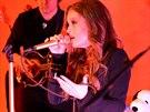 Lisa Marie Presley (leden 2014)