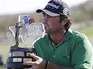 Steven Bowditch po triumfu na turnaji v San Antoniu.
