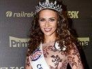 Česká Miss World 2014 Tereza Skoumalová (29. března 2014)