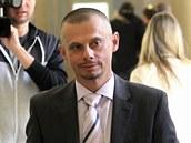 U projednávání údajné korupce v kauze Tatra vypovídal i exposlanec Jan Vidím (31. beřzna 2014).
