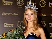 �esk� Miss 2014 Gabriela Frankov� (29. b�ezna 2014)