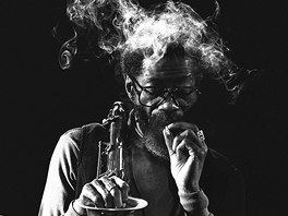 Rainer Rygalyk: Joe Henderson (2. místo v soutěži Jazz World Photo 2014)