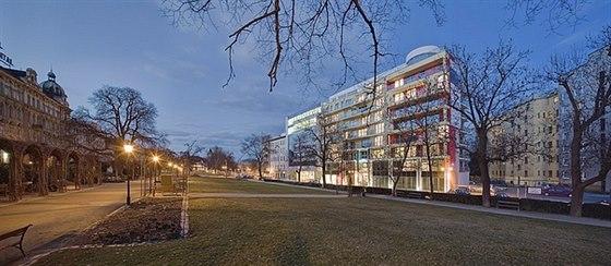 Atraktivní bydlení v centru Plzně? Jedině v Paláci Ehrlich!