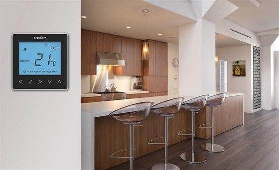 Regulujte teplotu vašeho domova přes WiFi!