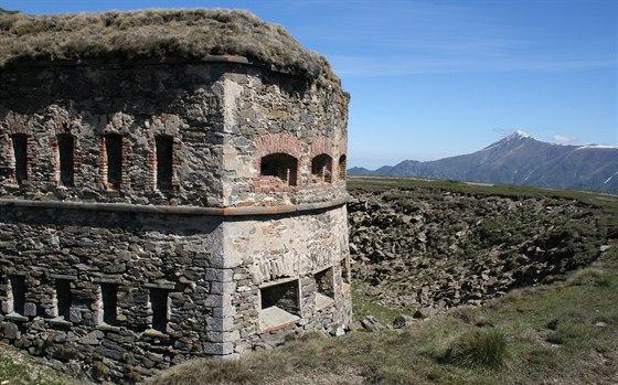 Pevnost Forte Centrale