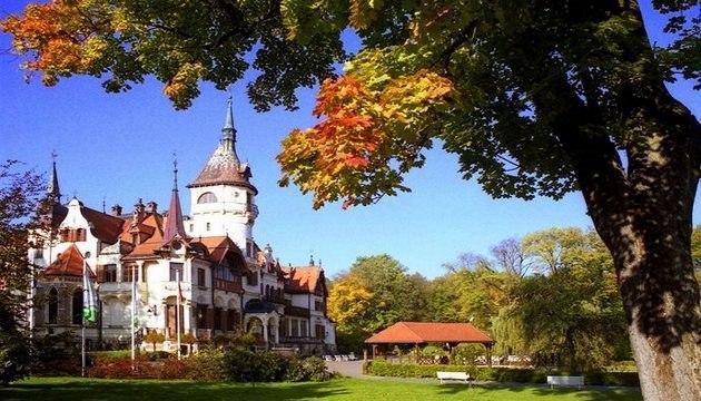 Zoo Zlín a zámek Lešná patří k nejkrásnějším místům Moravy