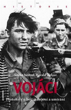 Ob�lka knihy Voj�ci