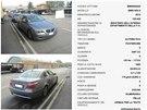 Italská auta prodává služební auta přes eBay