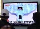 O nálezu dronů informovala i jihokorejská média.