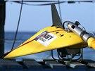Posádka plavidla Ocean Shield vyplula na moře i v sobotu. Dosavadní pátrání po