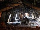 Základna Manas v Kyrgyzstánu svého času poskytovaly útočiště až pěti tisícovkám...
