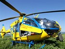 Helikoptéra Záchranné služby, DSA a.s.
