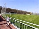 Černolice jsou proslulé skvělým fotbalovým hřištěm a klubem, kde hrají dříve...