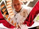 Kulinářská akce Gastro Hradec v královéhradeckém kongresovém centru Aldis. (3....