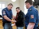 Ján Bakalár obviněný z pokusu o vraždu a z loupeže v souvislosti s loňským...