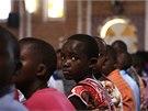 Rwanda si připomíná dvacáté výročí genocidy (6. dubna 2014)