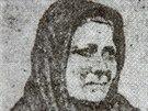 Pravděpodobnou šéfkou bandy byla Anna Dvořáčková. Odsouzena byla na doživotí....