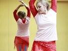 Protažení je základ při běhu i tanci. Jen tady k tomu hraje hudba a sama sobě