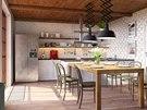 Přestavba rodinného domu - návrh Jaromír Pizinger