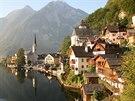 Rakouské městečko Hallstatt je zapsáno na seznam Světového dědictví UNESCO.