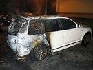 Hasiči vyjížděli po jedné ráno k požáru auta. Po uhašení rychle vyšlo najevo,...