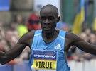 Pražský půlmaraton ovládl Keňan Peter Kirui časem 59:22 minuty.