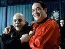 Záběr z celovečerního filmu Addamsova rodina (1991)