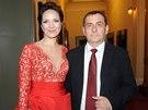 T�T� 2013 - Tereza Kostkov� a jej� man�el Petr Kracik