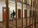 Věznice v Landsbergu, kde stráví tři a půl roku Uli Hoeness, bývalý prezident