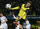 REUS�V DRUH� G�L. Z�lo�n�k Dortmundu zvy�uje proti Realu Madrid na 2:0.