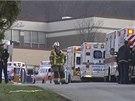 Student na americké střední škole pobodal dvě desítky spolužáků. K útoku došlo