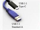 Předpokládané tvary kabelů a konektorů pro rozhraní USB 3.1