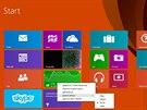Nové kontextové menu se po kliknutí pravým tlačítkem myši objeví přímo u...
