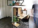 Designéři Mieke Meijerová a Roy Letterlé spojili v jeden celek schody, poličky,...