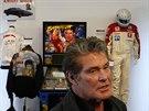 David Hasselhoff prod�v� v aukci p�edm�ty spojen� s jeho kari�rou (7. dubna...
