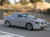 Prototyp Volkswagen Passat 2016