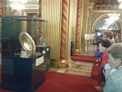 Výstava římského pokladu se těší velkému zájmu (5. dubna)