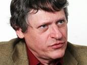 Rektor Bankovního institutu, bývalý ministr financí Pavel Mertlík (1. dubna