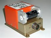 Černá skříňka  - havarijní zapisovač CARE vyrobený ve firmě Speel Praha....