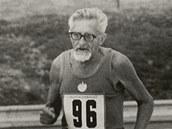 Nejstarším účastníkem závodu byl šestašedesátiletý Gustav Peša. Byl to jeho