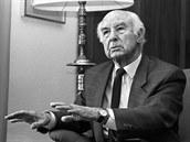 Švýcarský vědec a chemik, objevitel LSD, Albert Hofmann (1993)