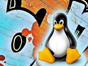 Tučňák Tux je maskot Linuxu.