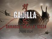 """Daikaidzu """"Gaijilla"""" GD11a"""