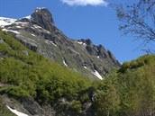 Údolí Vallone San Giovanni