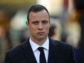 Oscar Pistorius p�ich�z� vypov�dat k soudu (Pretoria, 7. dubna)