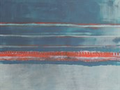 Martina Kratochvilov�, Koberec, akryl na pl�tn�