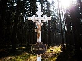 Vojenský újezd Brdy - Bílý křížek