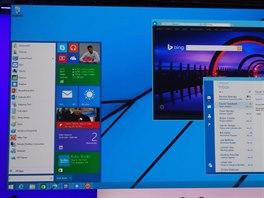 """V další generaci Windows bude zpátky přítomna variace na """"Start"""" menu, budou v..."""