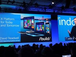 Jednotná informační platforma: Windows na chytrém telefonu, tabletu, i PC.