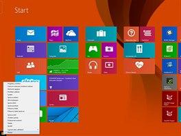 V nov� verzi Windows 8.1 postr�d�me p�edev��m vylep�en� tla��tko Start. Z�st�v�...